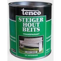 Tenco Steigerhout Beits | 2500 ml | Antraciet (mat)