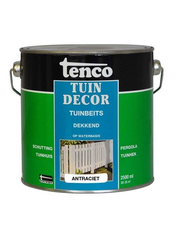 Image of Tenco | Tuindecor Dekkend 2500 ml | Op waterbasis | Parelwit