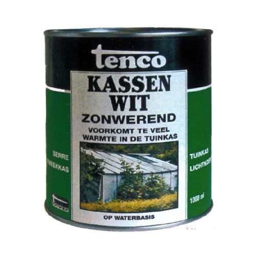 Tenco | Kassenwit | 1000 ml.