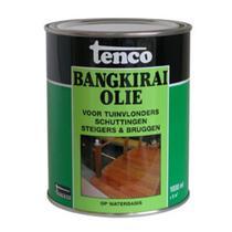 Tenco | Bangkirai Olie | Waterbasis | 1000 ml.