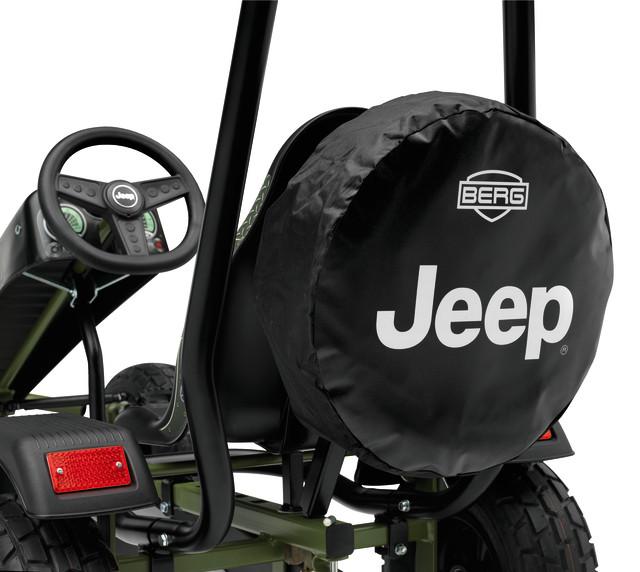 BERG Reserve wiel 400 Off-road JEEP