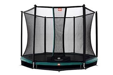BERG InGround Talent 180 + Safety Net Comfort