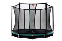 BERG InGround Talent 180 + Safety Net Comfort