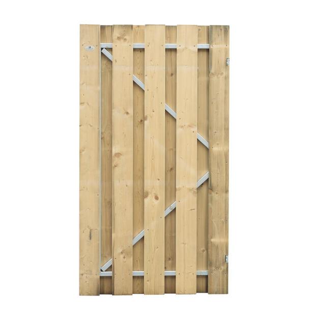 CarpGarant | 1702U | Deur stalen frame universeel | 180 x 100 cm