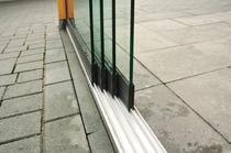 Trendhout | Onder- en bovenrail lengte 2900 mm | 4-sporig