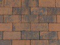 Kijlstra | Betonstraatsteen 21x10.5x8 | Bruin/zwart