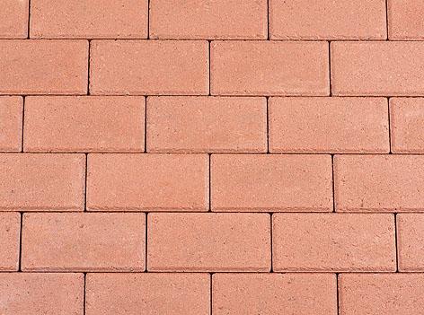 Kijlstra   Halve betonstraatsteen 10.5x10.5x8   Heide