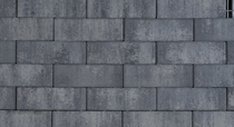Kijlstra | Design Longstone 31.5x10.5x7 | Nero/Grey Emotion