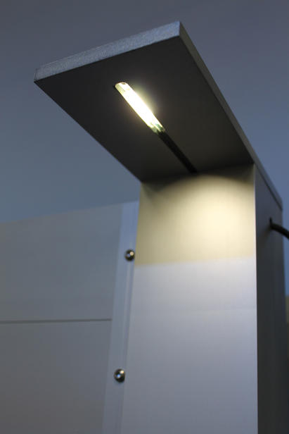 SeriAL/IdeAL | LED Spot Antraciet