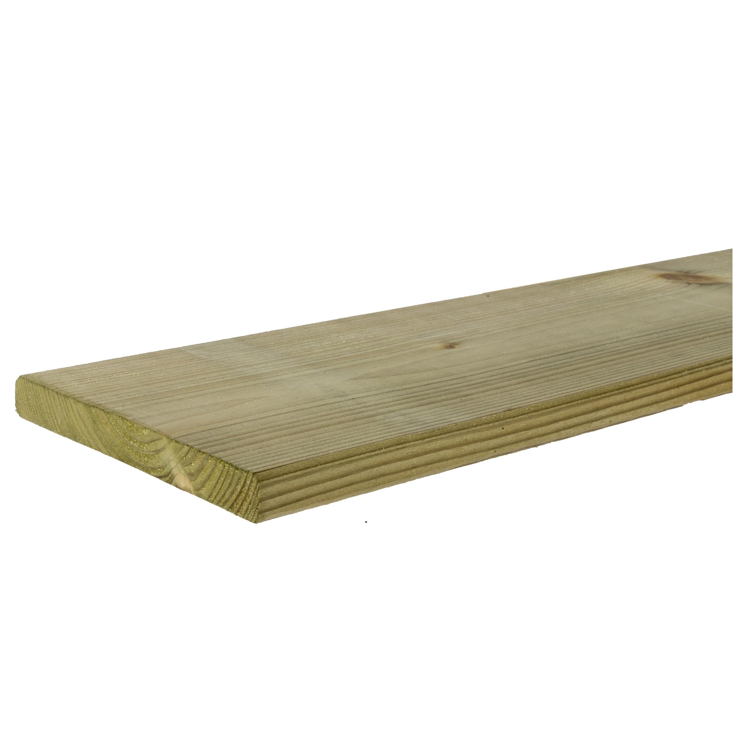 Westwood | Grenen Geschaafde Plank | 1.6 x 14 | 240 cm