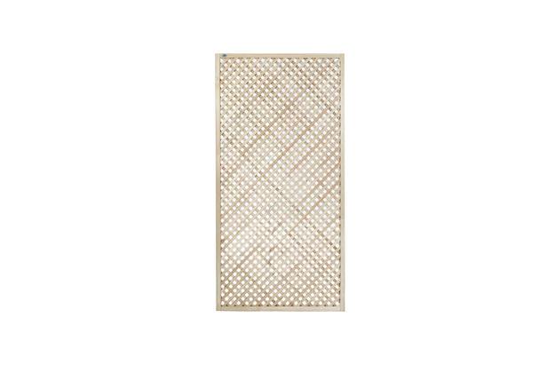 CarpGarant | 14211 | Trellis scherm diagonaal | 180 x 90 cm