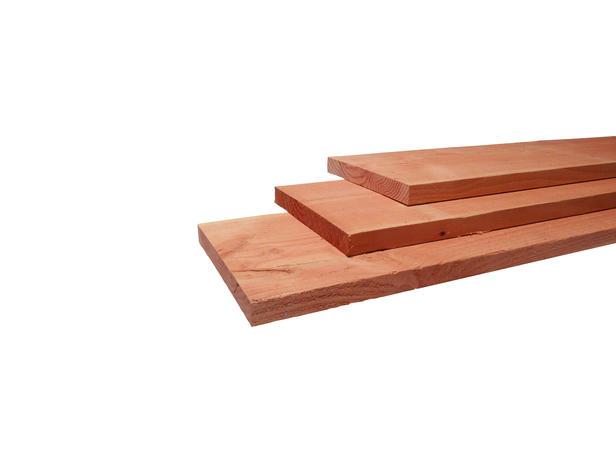 Fijnbezaagde plank | Douglas | 19 x 195 mm | 180 cm