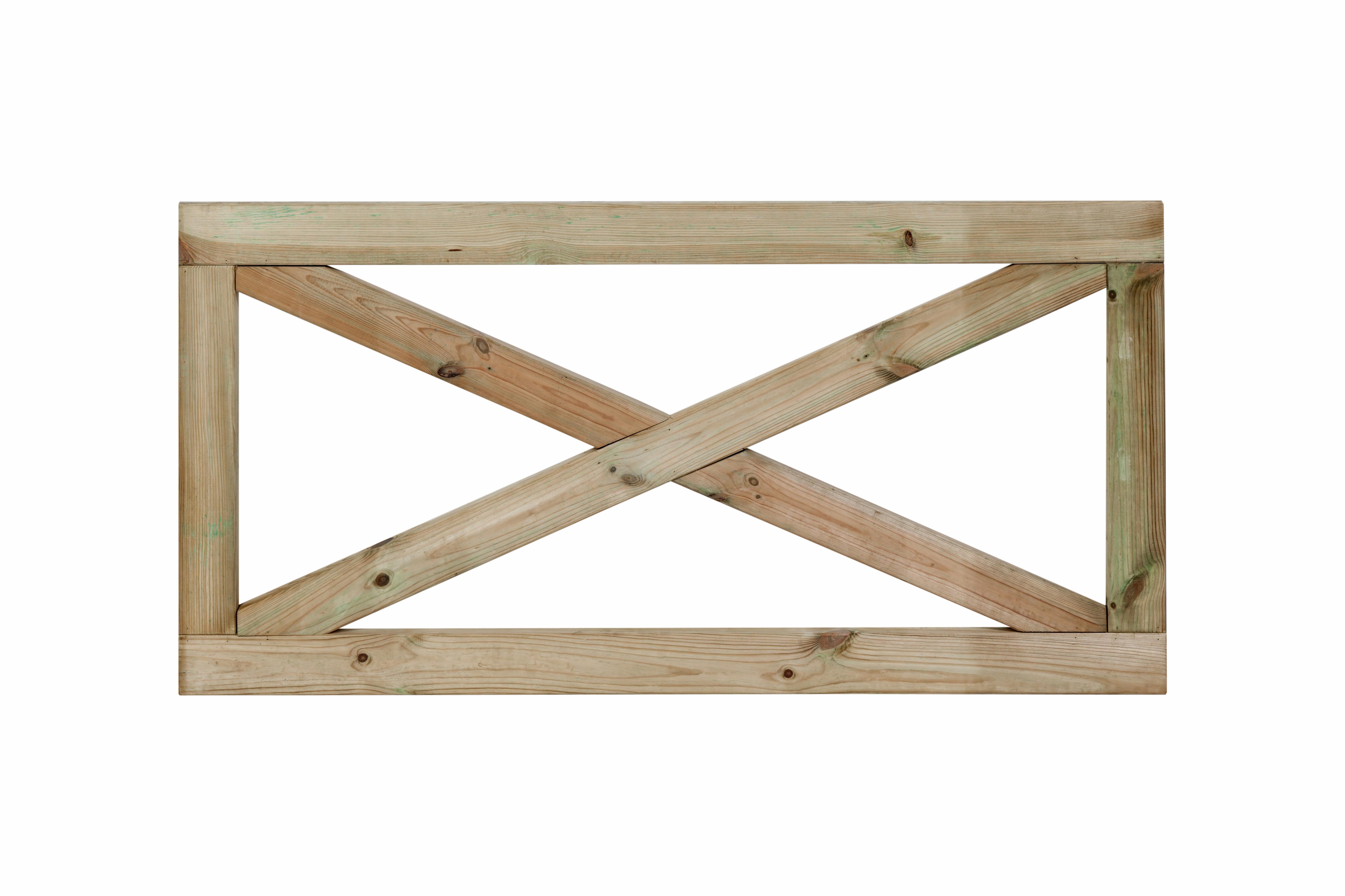 CarpGarant | Boerenland kruishek | 75 x 150 cm