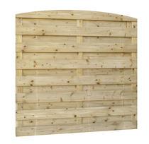 Jumbotoogscherm 15-planks | 180 x 180 | Horizontaal