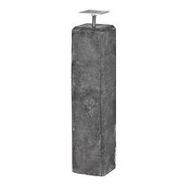 Westwood | Betonpoer Deluxe | 12x12cm voor paal 10-12 cm