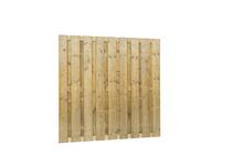 Jumboscherm 20-planks | 180 x 180 | Minder inkijk