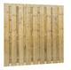 Jumboscherm 17-planks | 180 x 180 | Minder inkijk
