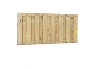 Jumboscherm 15-planks | 90 x 180 cm