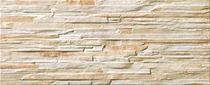 MBI | Muro Ornamento Pavéhouse 16.5x41 | Sabbia
