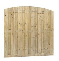 Jumbotoogscherm 15-planks | 180 x 180 | Verticaal