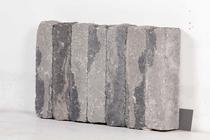 Redsun | Palissade/stapelblok 12x12x25 | Matterhorn