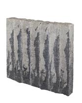 Redsun | Palissade/stapelblok 12x12x100 | Matterhorn