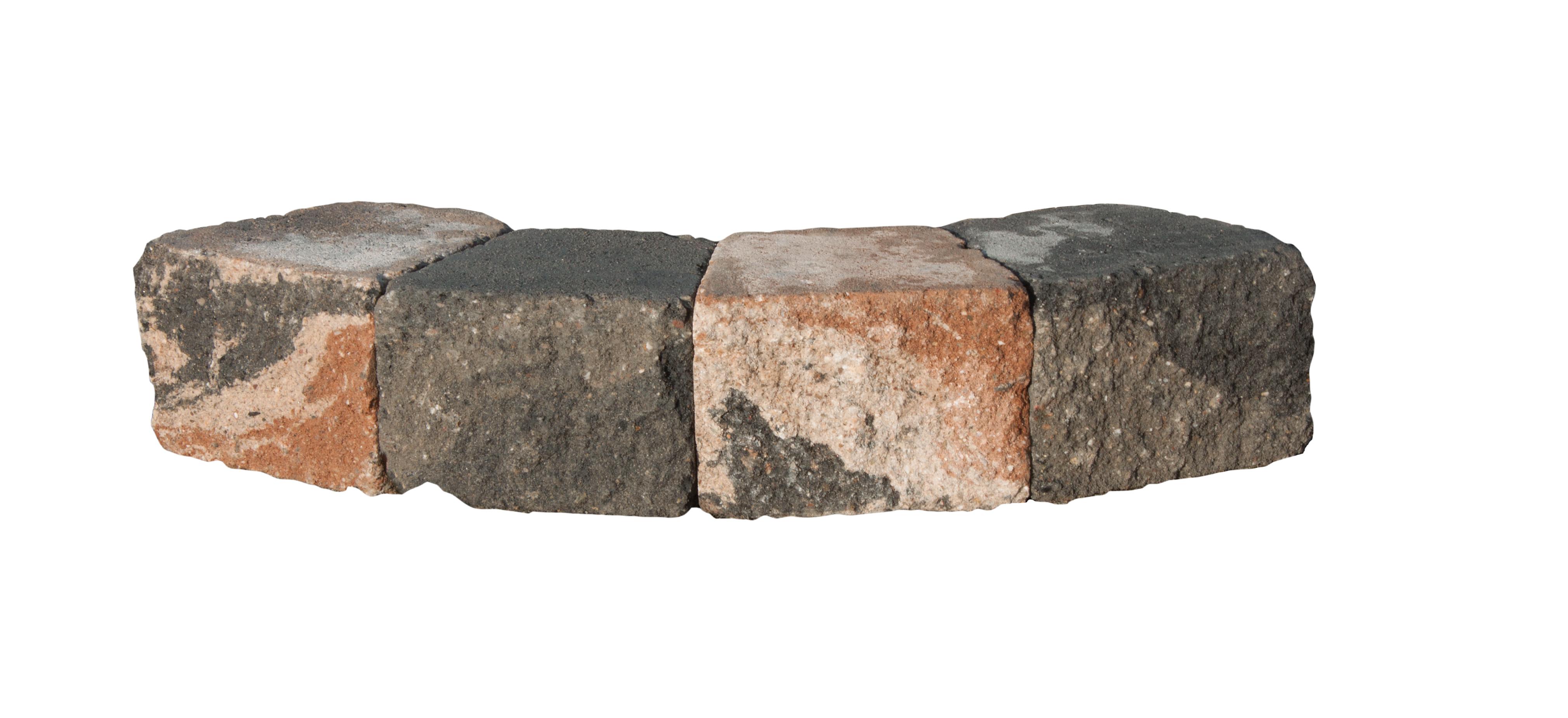 Redsun | Combiwall Splitton trapeziumvorm | Mont Blanc