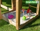 Jungle Gym | Cottage + Playhouse + 2-Swing | DeLuxe | Blauw