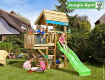 Jungle Gym | Home + Balacony | DeLuxe | Blauw