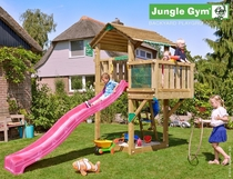 Jungle Gym | Cottage + Balcony | DeLuxe | Blauw