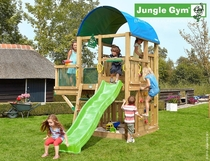 Jungle Gym | Farm + Balcony | DeLuxe | Blauw