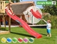 Jungle Gym | Cubby + 1-Swing X'tra | DeLuxe | Blauw