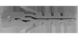 Nylon spreidplug zonder boord SMART | 6x30