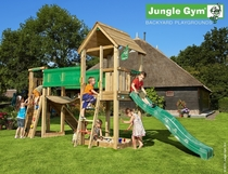 Jungle Gym | Club + Bridge Module | DeLuxe  | Blauw
