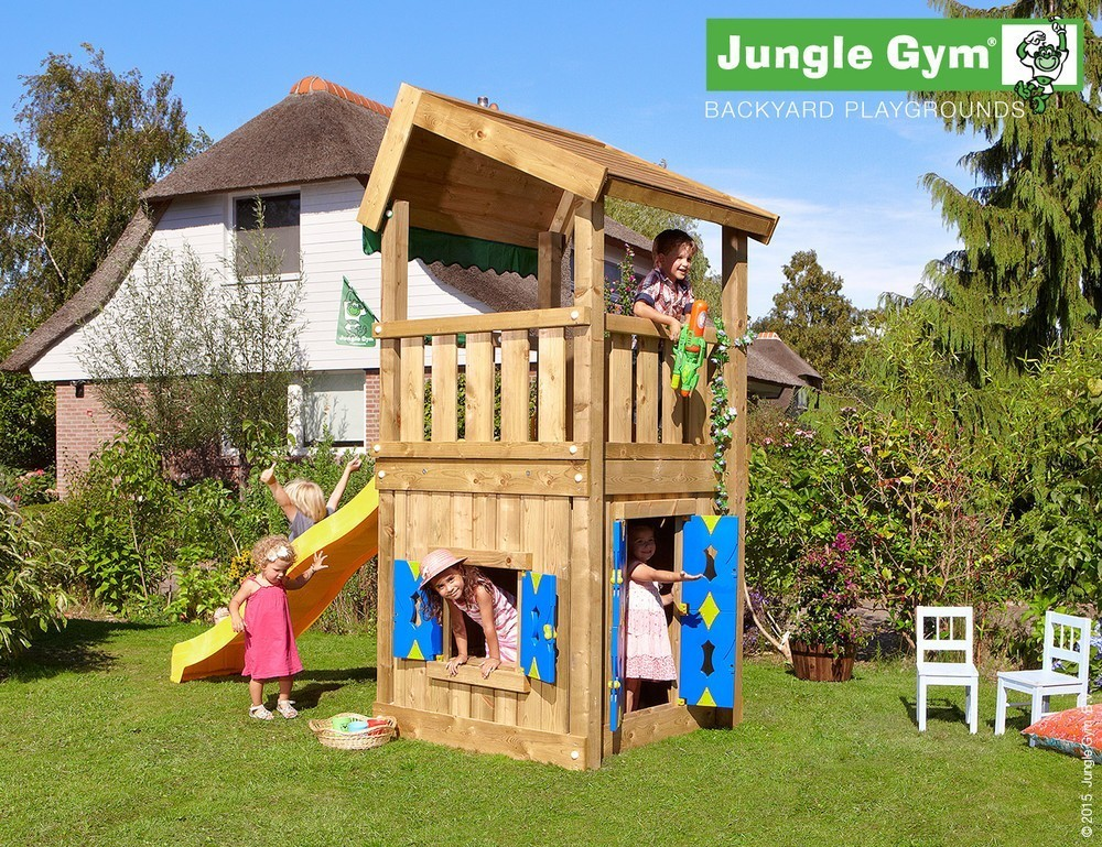 Jungle Gym | Home + Playhouse 125 | DeLuxe | Lichtgroen