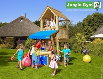 Jungle Gym | Club + Mini Market | DeLuxe | Blauw