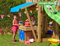 Jungle Gym | Home + Mini Market | DeLuxe | Blauw