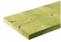 CarpGarant | NE vuren geschaafde plank 28 x 195 | 300 cm