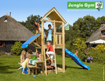 Jungle Gym | Club + Mini Picnic | DeLuxe | Blauw
