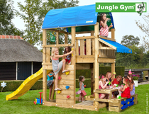 Jungle Gym | Farm + Mini Picnic | DeLuxe | Blauw
