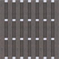 CarpGarant | 6081 | Composiet scherm bruin | 180 x 180 cm