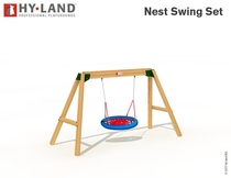 Hy-Land | Nest Swing Set