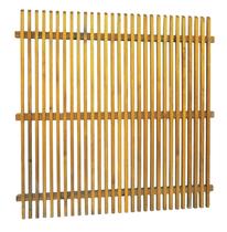 Woodvision | Spijlenscherm grenen | 180x180