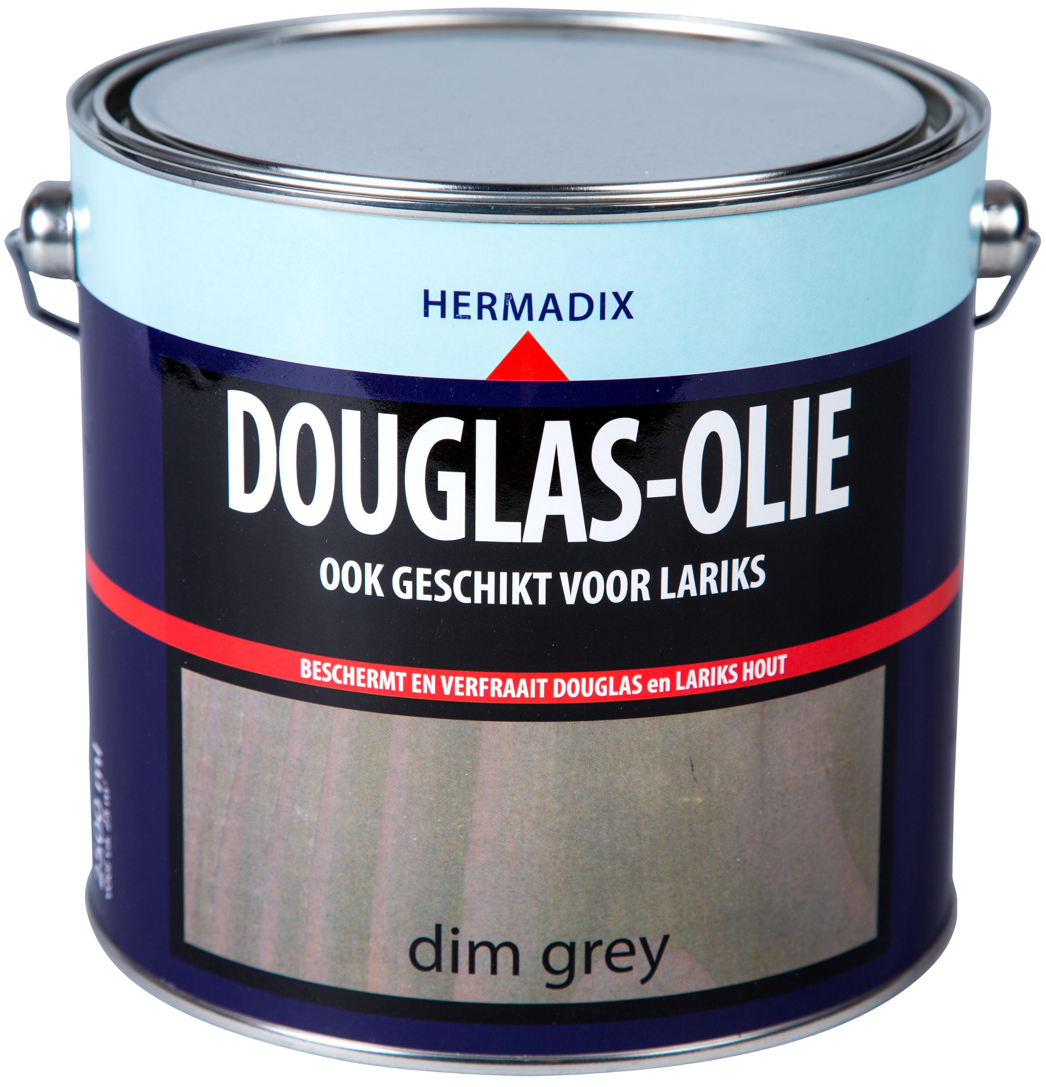 Hermadix Douglas Olie Dim Grey 2500 ml