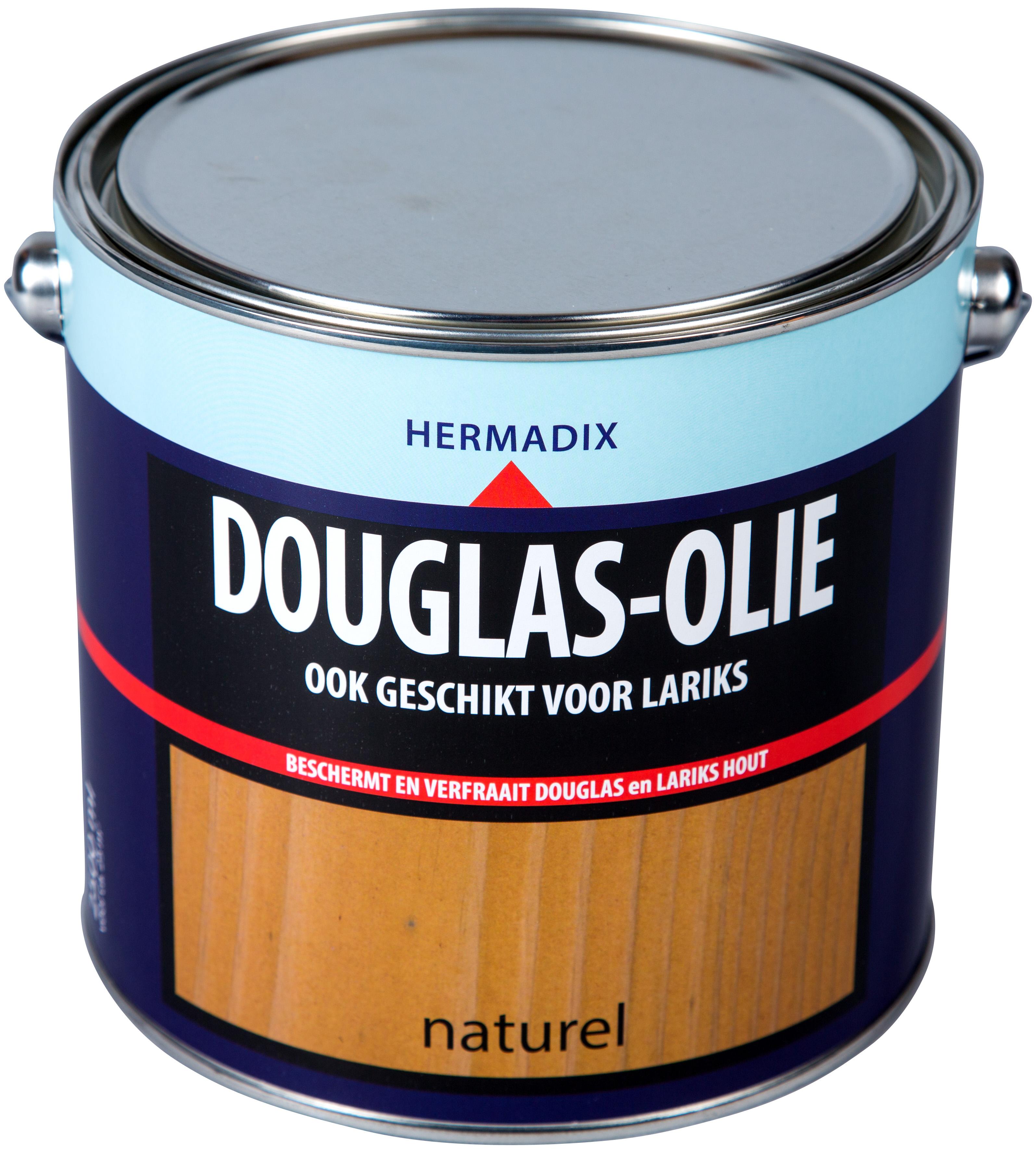 Hermadix Douglas Olie Naturel 2500 ml