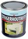 Hermadix | Steigerhouten beits Schelpen Wit | 750 ml