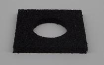 Westwood | Rubberen tegeldrager met opening | 5 mm