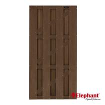Elephant | Basic deur en deurstopper | Donkerbruin