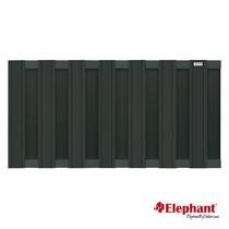 Elephant | Design tuinscherm 180x93 cm | Antraciet