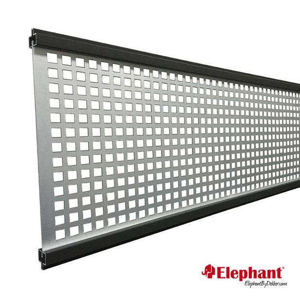 Elephant | Modular Deco lamel | Rooster | Antraciet